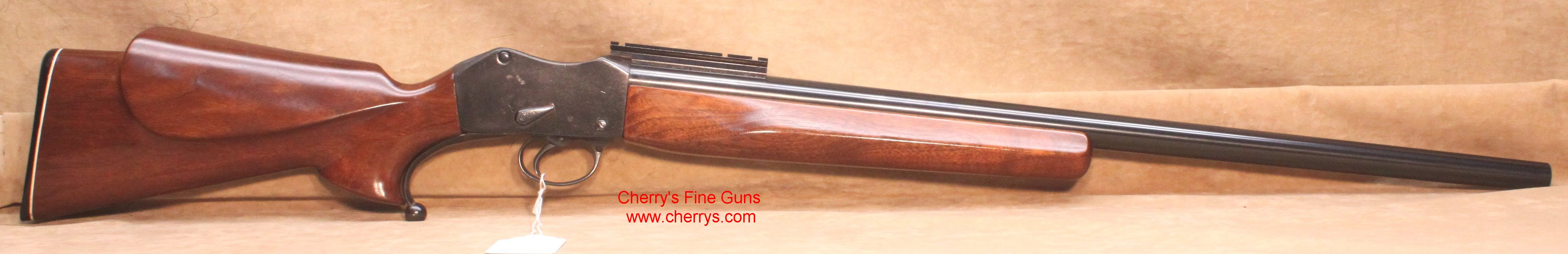 Cherry's Long Gun Inventory Page